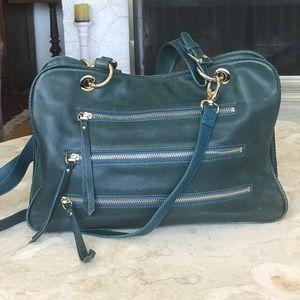 Sorial New York Leather Shoulder / Crossbody Bag